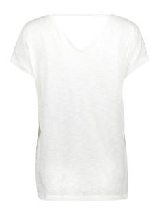 t shirt met open rug 079ee1k022 esprit t-shirt e110