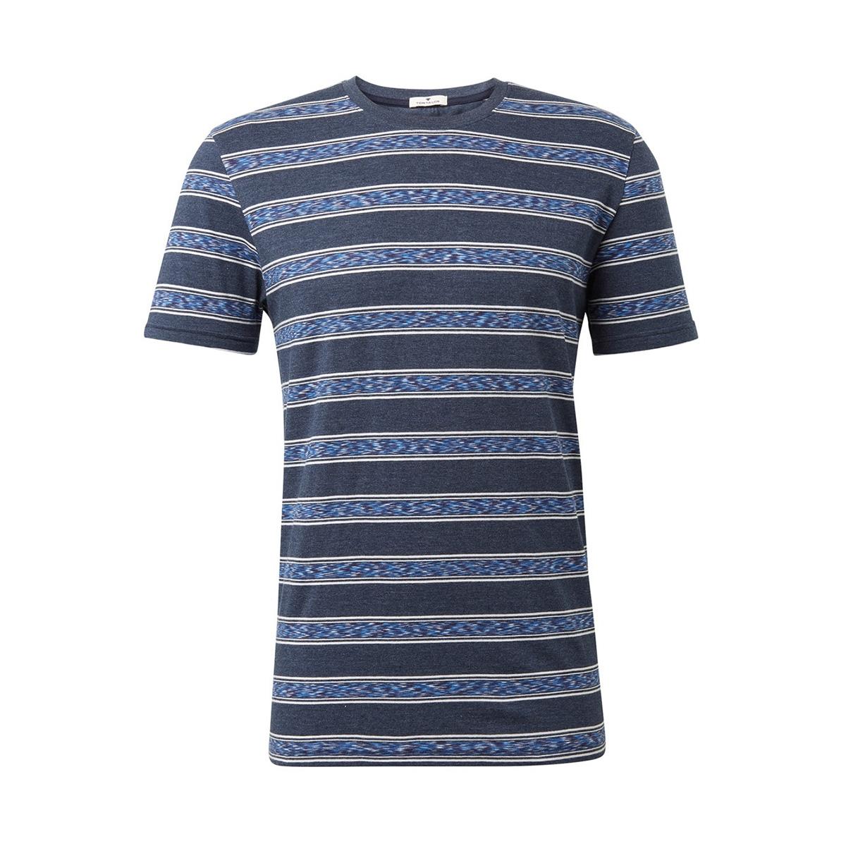 gestreept t shirt 1012844xx10 tom tailor t-shirt 19013