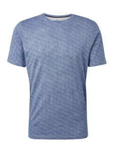 Tom Tailor T-shirt T SHIRT MET ALL OVER PRINT 1012839XX10 19048