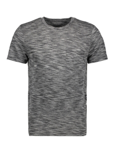 Tom Tailor T-shirt GEMELEERD T SHIRT MET BORSTZAK 1011974XX12 15934