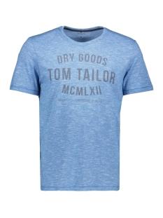 Tom Tailor T-shirt T SHIRT MET PRINT 1008640XX10 19496