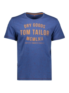 Tom Tailor T-shirt T SHIRT MET PRINT 1008640XX10 19497