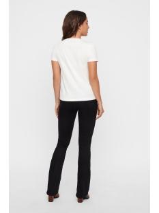 vmcuba francis ss top box jrs ga 10221110 vero moda t-shirt snow whithe/opt. 1