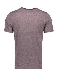 jcomari tee ss crew neck 12157993 jack & jones t-shirt fudge/slim