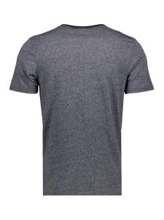 jcomari tee ss crew neck 12157993 jack & jones t-shirt sky captain/slim