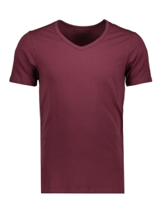 basic v-neck tee s/s noos 12059219 jack & jones t-shirt port royale