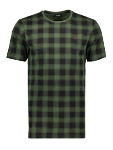 onsbart ss aop tee 22013549 only & sons t-shirt cilantro