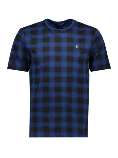 Only & Sons T-shirt onsBART SS AOP TEE 22013549 Dress Blue