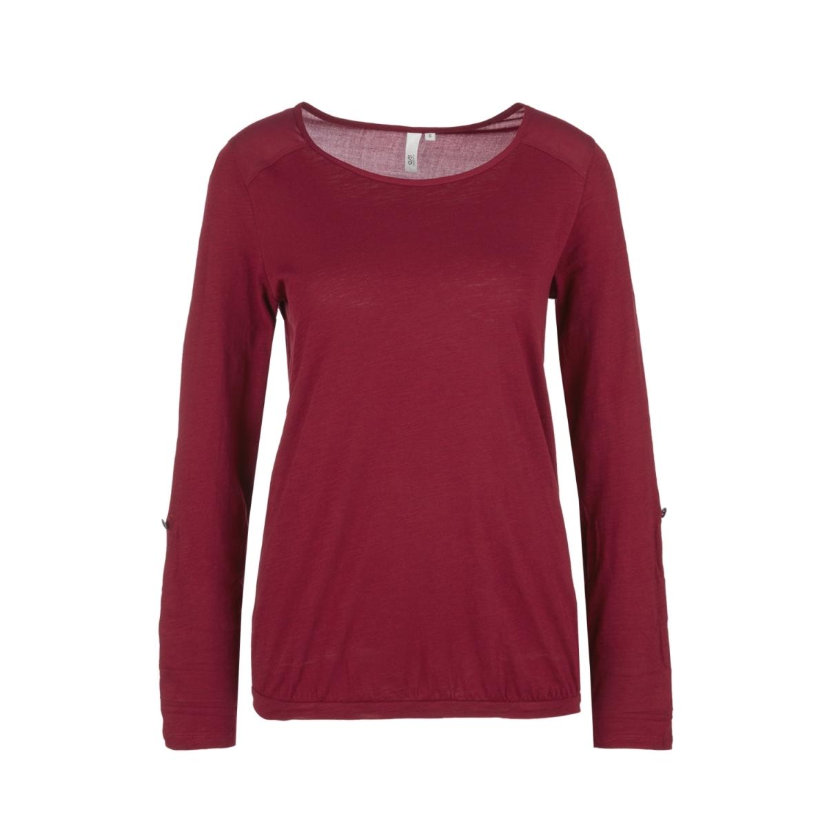 shirt met oprolbare mouwen 45899313170 q/s designed by t-shirt 3930