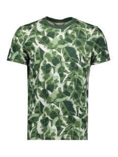 leaf camoufage t shirt ctss193307 cast iron t-shirt 6129