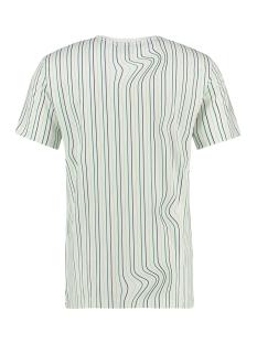 ts trouble stripe 1901030200 kultivate t-shirt 203 ecru