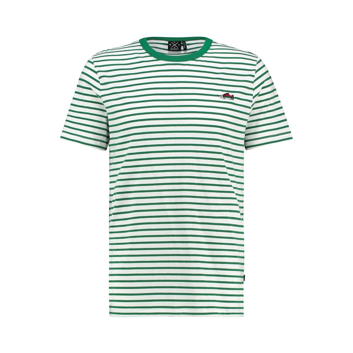 ts sneaker stripe 1901030205 kultivate t-shirt 203 ecru