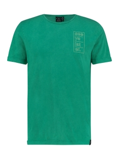 Kultivate T-shirt TS SEEYA 1901030206 422 Pine Green