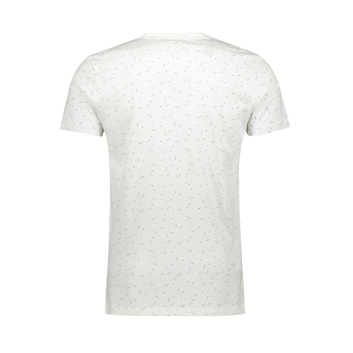 t shirt met all over print g91010 garcia t-shirt 53 off white