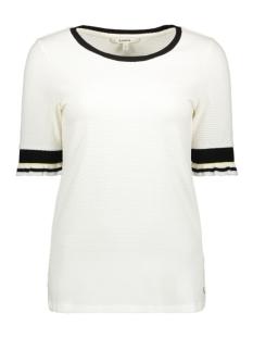Garcia T-shirt T SHIRT MET RUFFLE MOUWEN G90013 53 OFF WHITE