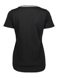 t shirt met korte mouwen g90016 garcia t-shirt 60 black
