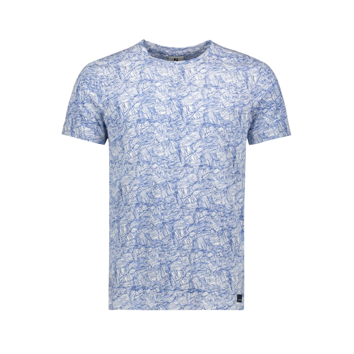 t shirt met all over print g91008 garcia t-shirt 53 off white
