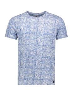 Garcia T-shirt T SHIRT MET ALL OVER PRINT G91008 53 Off White