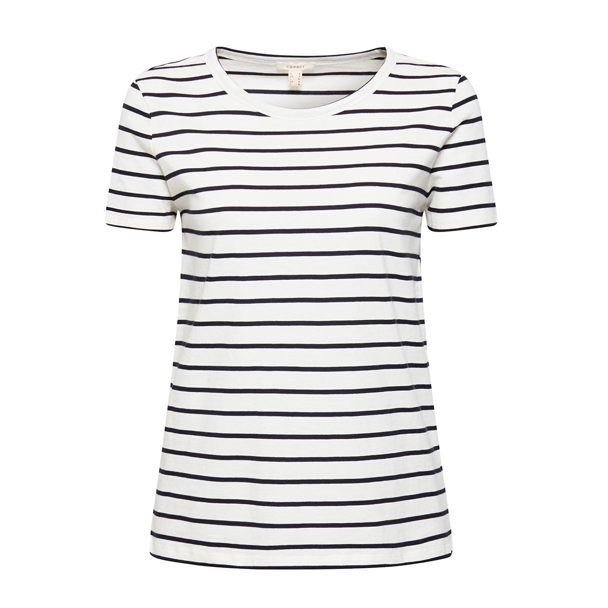 gestreept shirt 069ee1k077 esprit t-shirt e400