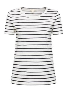 Esprit T-shirt GESTREEPT SHIRT 069EE1K077 E400
