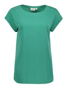 Saint Tropez T-shirt MODAL T-SHIRT T1504 8310 GREENLAKE