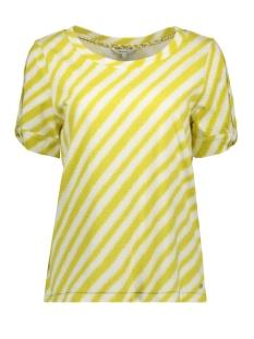 Sandwich T-shirt T SHIRT MET OPEN MOUW 21101517 50102