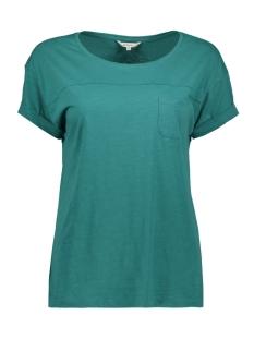 Sandwich T-shirt T SHIRT MET BORSTZAK 21101708 50067