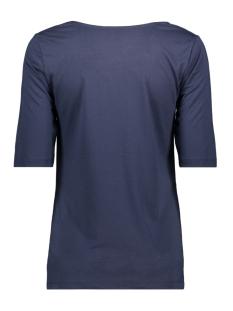 t shirt met waterval hals 21101707 sandwich t-shirt 40096