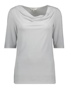 Sandwich T-shirt T SHIRT MET WATERVAL HALS 21101707 80042