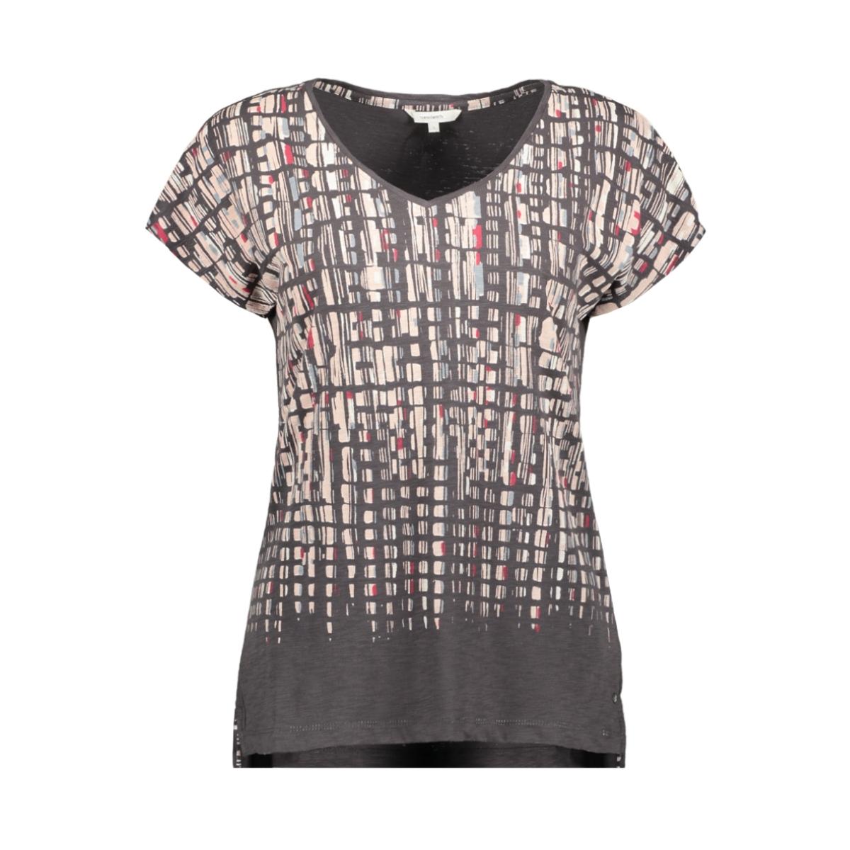t shirt met grafische print 21101724 sandwich t-shirt 80025
