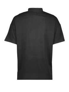 turle neck linen tee 20 750 9103 10 days t-shirt black