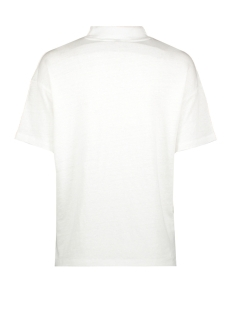 turle neck linen tee 20 750 9103 10 days t-shirt white