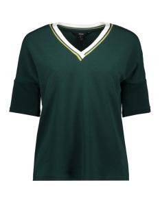 Vero Moda T-shirt VMNEW SIRA 2/4  V-NECK TOP  LCS 10221577 Ponderosa Pine/GOLD RIB