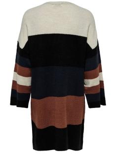 jdynora treats 7/8 cardigan knt 15176719 jacqueline de yong vest sky captain/stripe