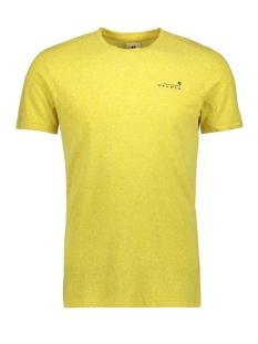 t shirt met korte mouwen gs910701 garcia t-shirt 2911 golden olive