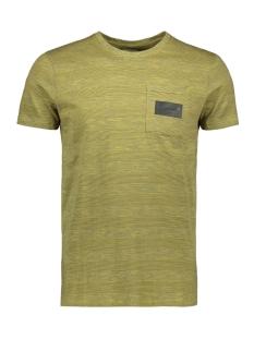 Garcia T-shirt T SHIRT MET BORSTZAKJE GS910700 2911 GOLDEN OLIVE