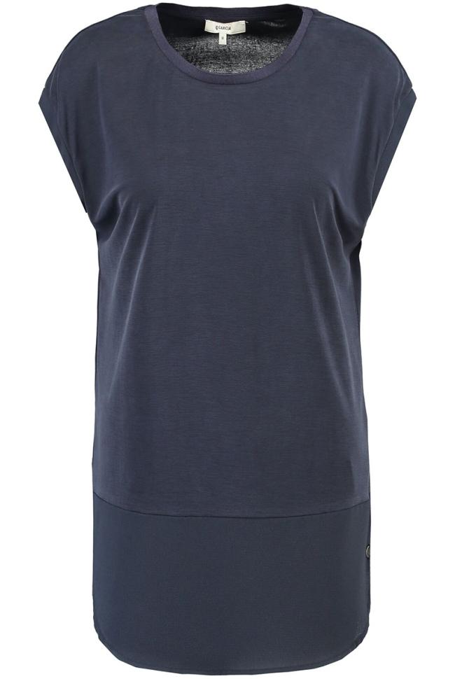 lange top gs900702 garcia t-shirt 292 dark moon