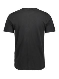 jprgray bla. tee ss crew neck 12159443 jack & jones t-shirt black/slim fit