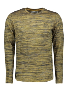 knitted pullover 92120702 no-excess trui 074 ocre