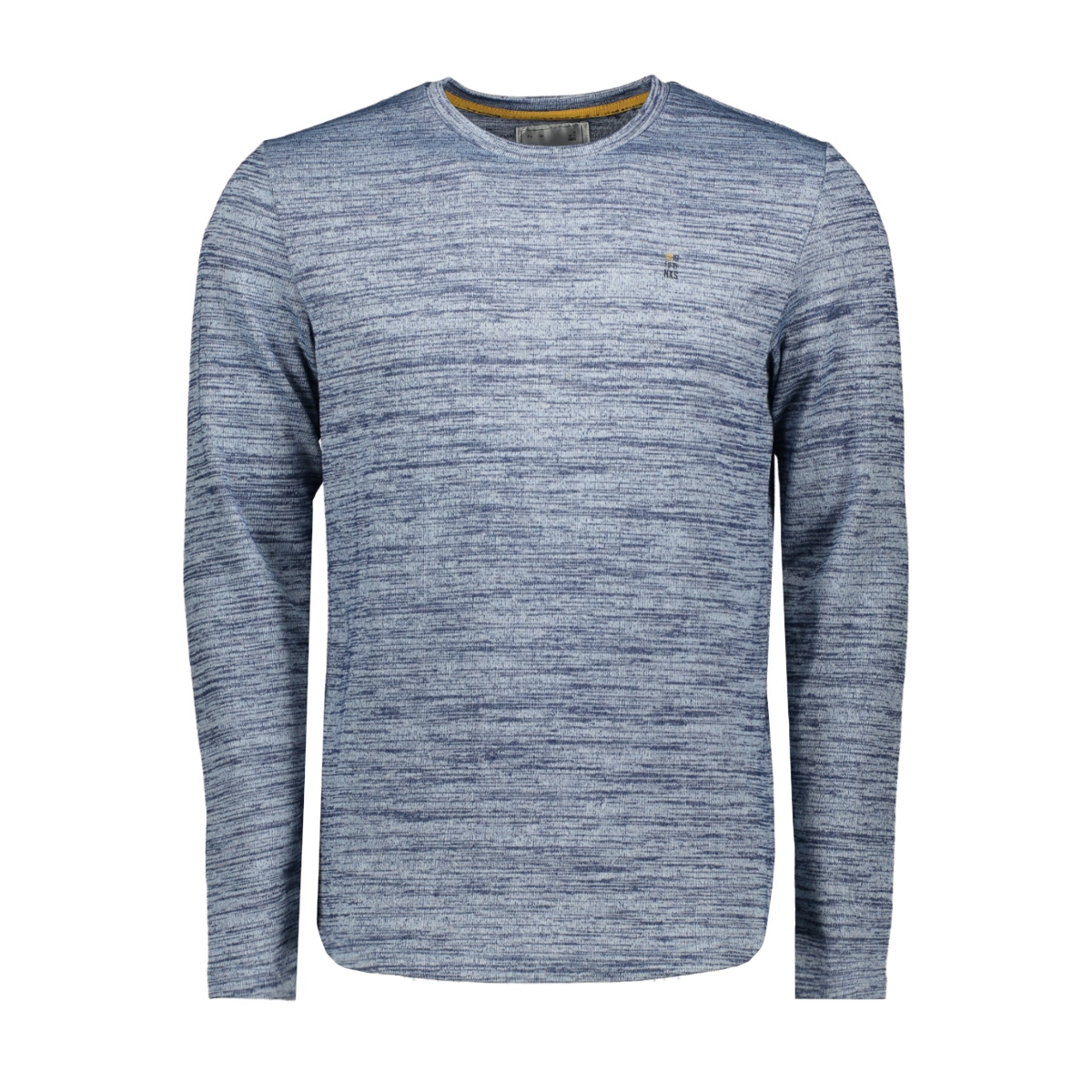 knitted pullover 92120702 no-excess trui 166 office blue