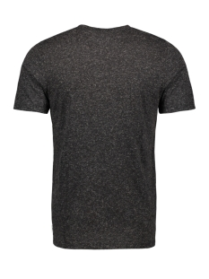 jcosimon tee ss cn 12155026 jack & jones t-shirt black/slim