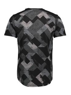 13880 gabbiano t-shirt black