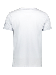 13889 gabbiano t-shirt white