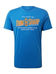 Tom Tailor T-shirt T SHIRT MET TEKST 1013568XX10 19455