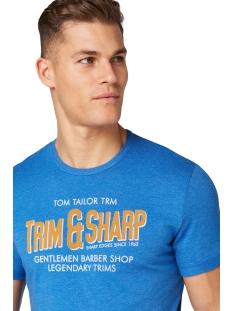 t shirt met tekst 1013568xx10 tom tailor t-shirt 19455