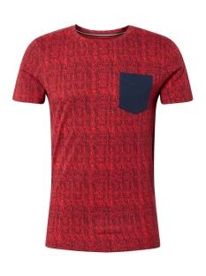 Tom Tailor T-shirt T SHIRT MET BORSTZAK 1013299XX12 20434