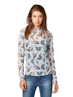 mesh t shirt 1013503xx71 tom tailor t-shirt 19295