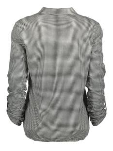 blouse met pied de poule 1012882xx70 tom tailor blouse 19131
