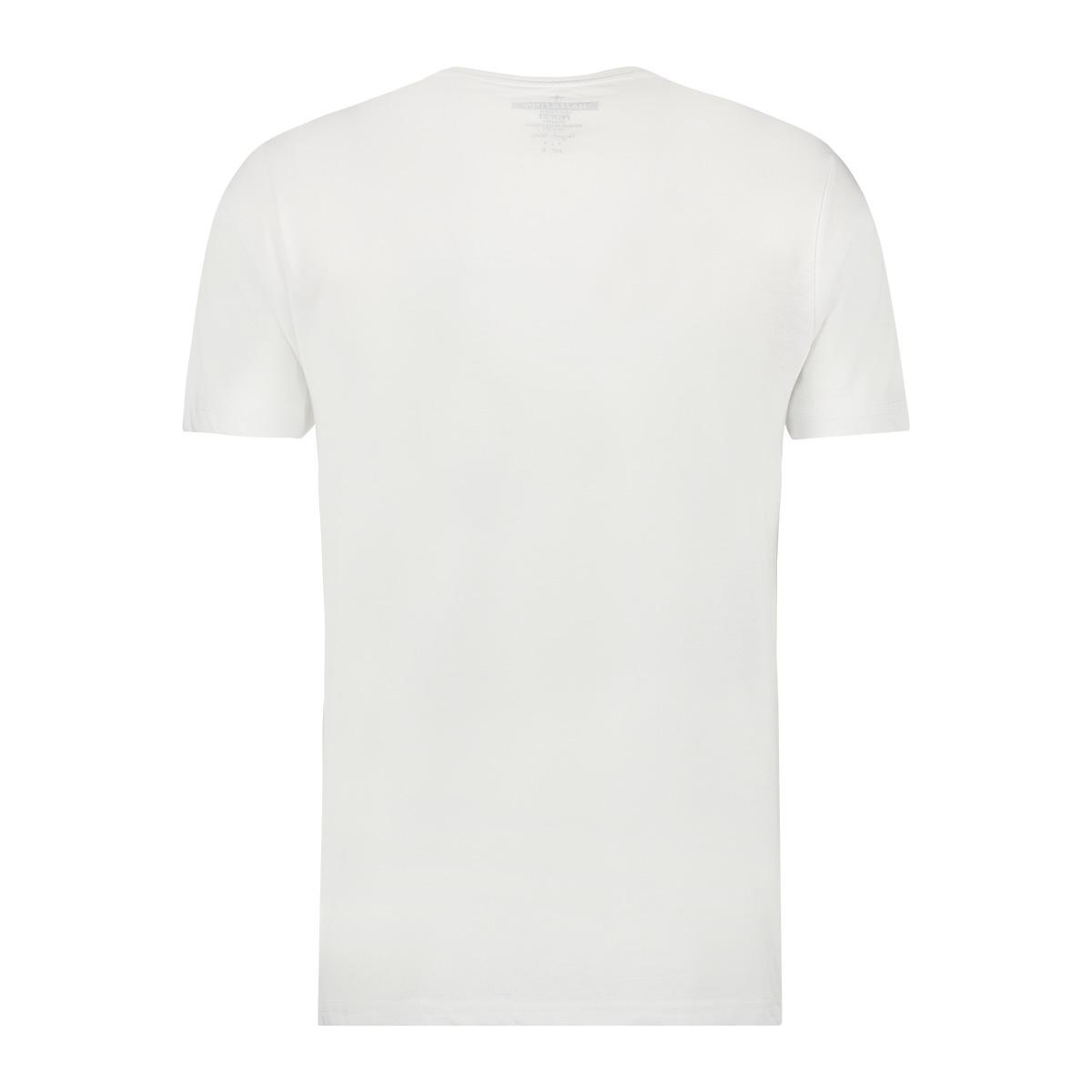 tee husky vintage mu12 0007 haze & finn t-shirt off white