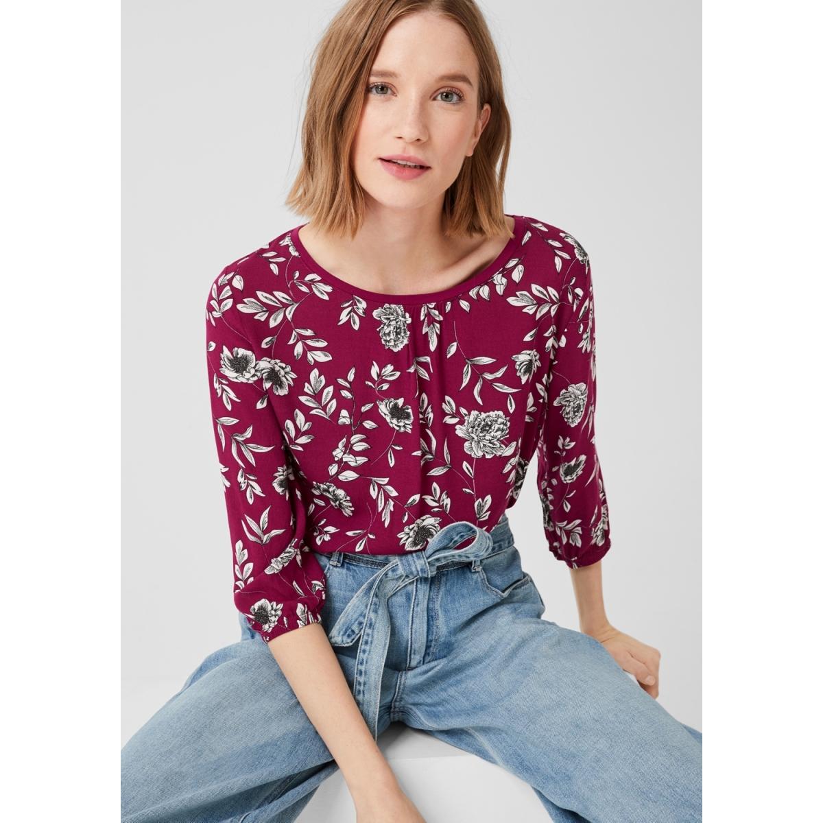 blouseachtig shirt 04899395385 s.oliver t-shirt 49b1